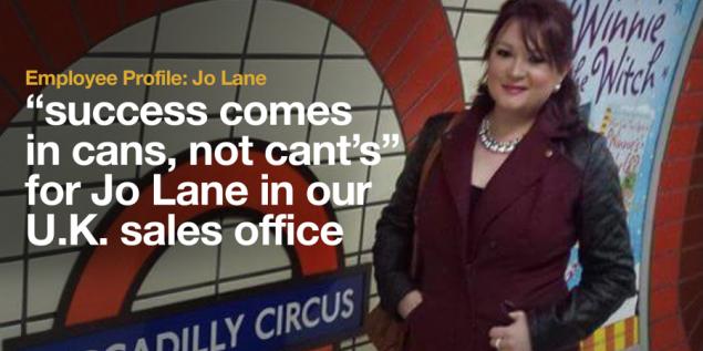 Employee Profile: Joanne Lane