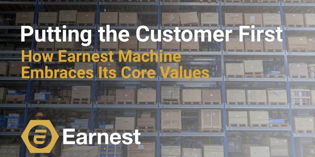 How Earnest Machine Embraces Its Core Values