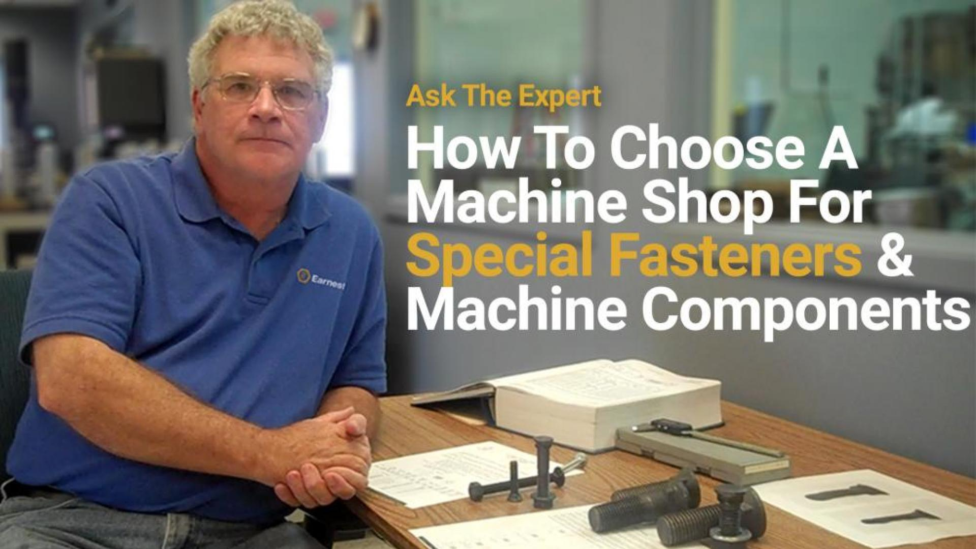 What To Look For In A Machine Shop
