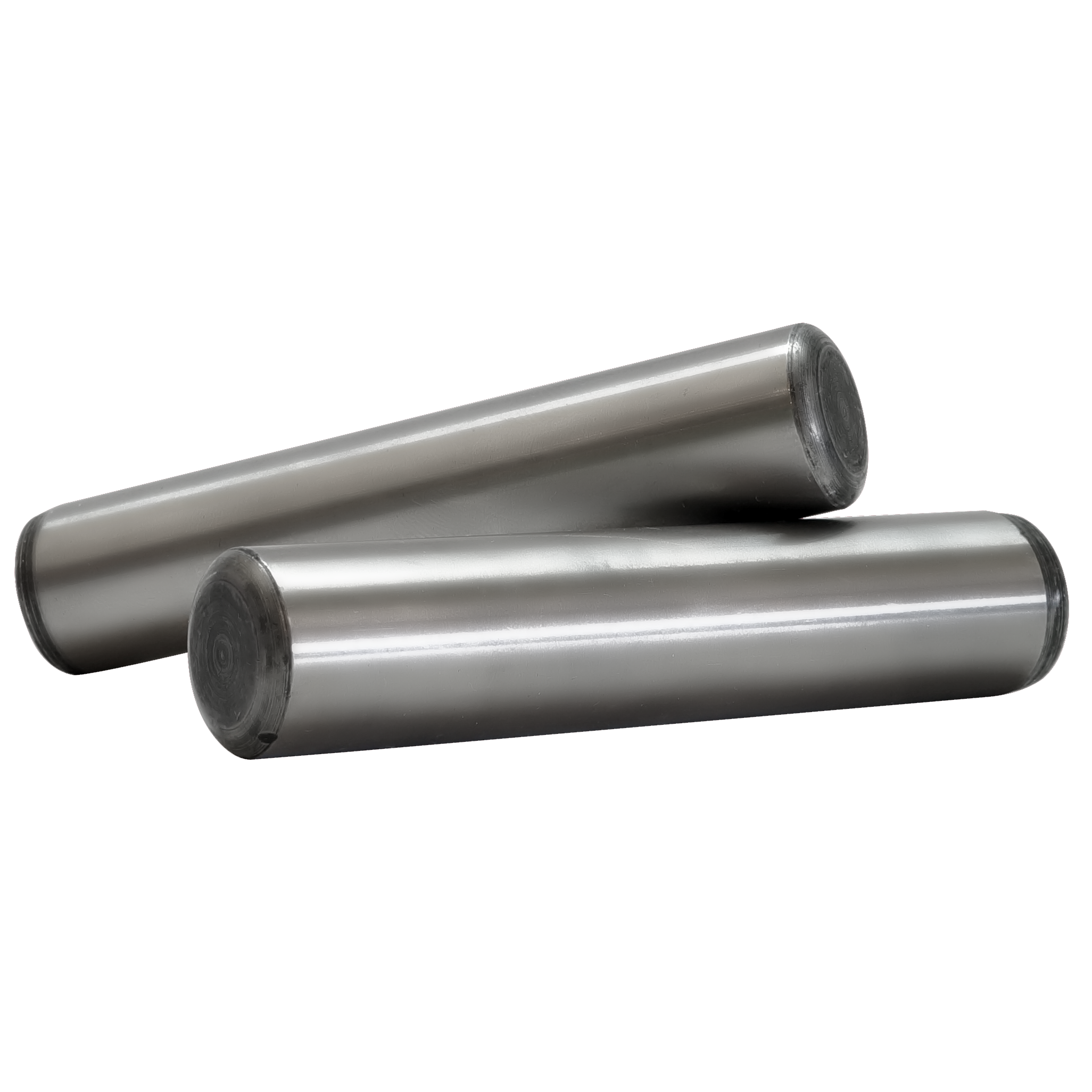 "M2x10 DIN 6325 Alloy Steel Dowel Pin Hardened Ground 0.0002"" Over Sized  (Unbrako)"